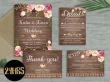 86 Creative Wedding Invitation Template Kit Photo for Wedding Invitation Template Kit
