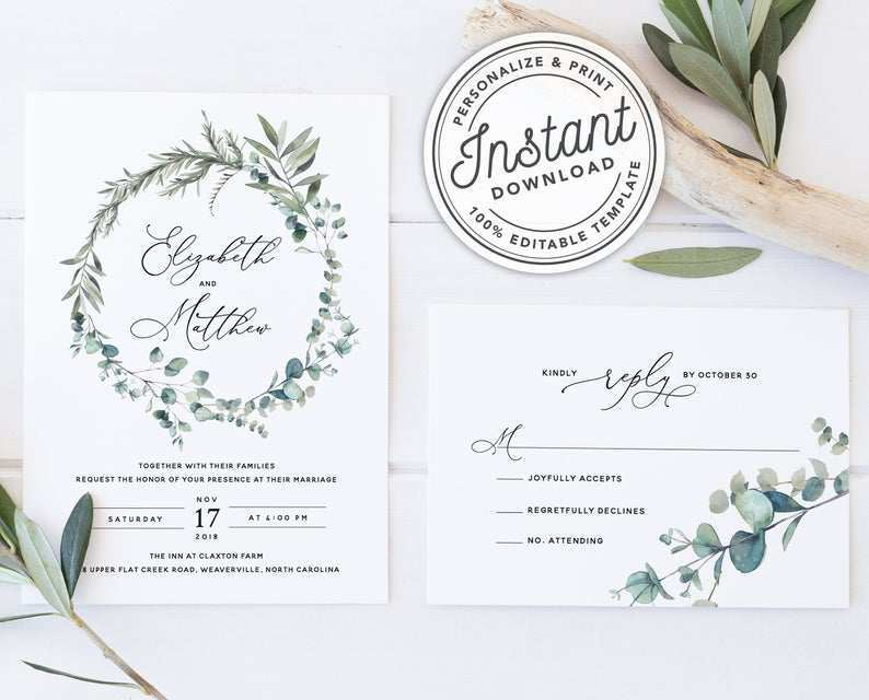 86 Customize Our Free Etsy Wedding