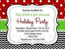 86 Printable Christmas Dinner Invitation Template Free in Word by Christmas Dinner Invitation Template Free