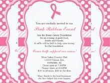 Invitation Card Ribbon Format