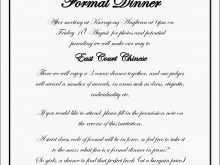 87 Free Printable Formal Invitation Letter Samples Layouts by Formal Invitation Letter Samples