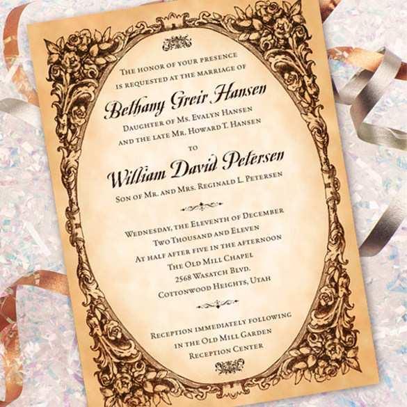 87 How To Create Elegant Wedding Invitation Designs Free in Photoshop with Elegant Wedding Invitation Designs Free