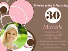 87 The Best Birthday Invitation Templates Electronic Download by Birthday Invitation Templates Electronic