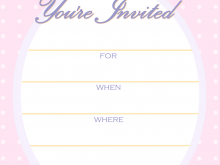 87 Visiting Princess Birthday Invitation Template Layouts for Princess Birthday Invitation Template
