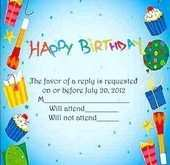 88 Customize 8 5 X 11 Birthday Invitation Templates Photo by 8 5 X 11 Birthday Invitation Templates