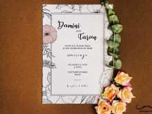 88 Customize Example For Invitation Card in Word for Example For Invitation Card
