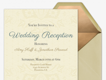 89 Free Electronic Wedding Invitation Template in Photoshop with Electronic Wedding Invitation Template