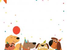89 Free Printable Birthday Invitation Templates Corel Templates with Birthday Invitation Templates Corel