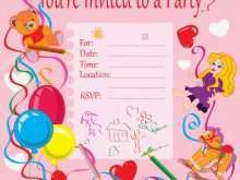 90 Creating Birthday Invitation Template Maker Templates for Birthday Invitation Template Maker