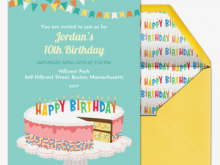 90 Creating Kiddie Birthday Invitation Template in Photoshop by Kiddie Birthday Invitation Template