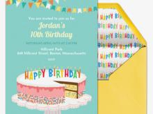 90 Creating Kiddie Birthday Invitation Template in Photoshop by Kiddie Birthday Invitation Template