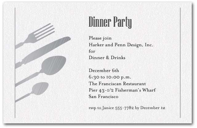 90 Creative Corporate Dinner Invitation Example Now by Corporate Dinner Invitation Example