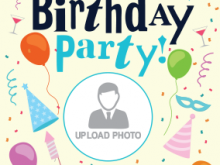 Party Invitation Card Maker Online