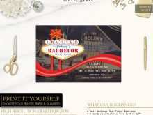91 Blank Vegas Party Invitation Template in Word with Vegas Party Invitation Template