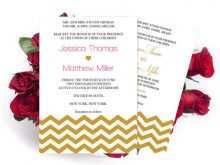 91 Format 5 X 7 Wedding Invitation Template Photo with 5 X 7 Wedding Invitation Template