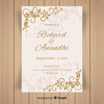 91 Format Invitation Card Format For Marriage Templates with Invitation Card Format For Marriage