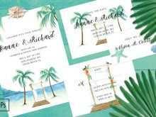 Wedding Invitation Template Kit