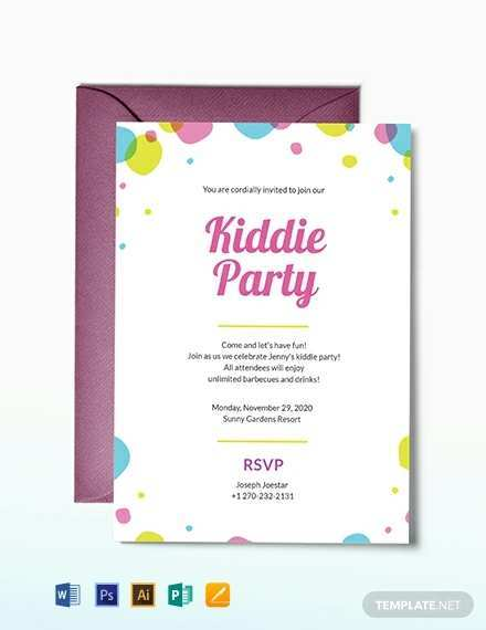 91 Visiting Party Invitation Template Adobe in Photoshop by Party Invitation Template Adobe