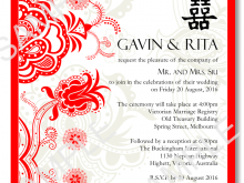 92 Adding Japanese Wedding Invitation Template Maker with Japanese Wedding Invitation Template