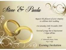 92 Customize Example Of Civil Wedding Invitation Card in Photoshop with Example Of Civil Wedding Invitation Card