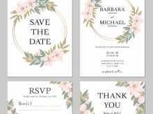 92 Free Printable Cherry Blossom Wedding Invitation Template Formating by Cherry Blossom Wedding Invitation Template