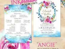 93 Best Invitation Card Example For Debut Layouts for Invitation Card Example For Debut