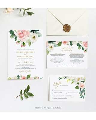 93 Blank Wedding Invitation Template Rsvp Now for Wedding Invitation Template Rsvp