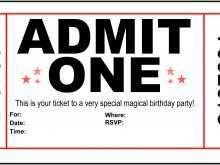 93 Creating Birthday Party Invitation Template Printable in Word for Birthday Party Invitation Template Printable