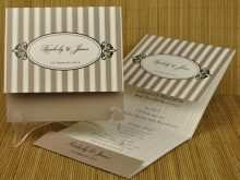 93 Standard Z Fold Wedding Invitation Template for Ms Word by Z Fold Wedding Invitation Template