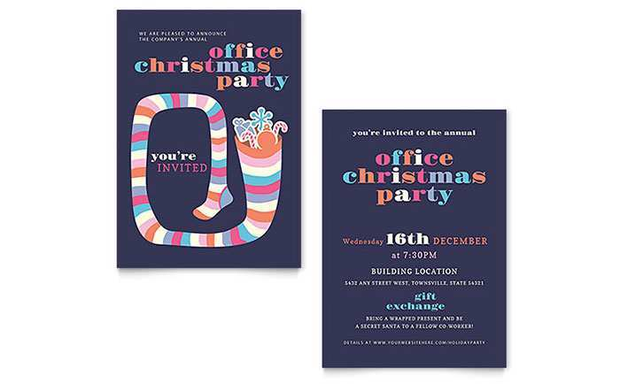 94 Blank Christmas Party Invitation Template Publisher in Photoshop by Christmas Party Invitation Template Publisher