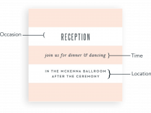 94 Creating Formal Dance Invitation Template Photo by Formal Dance Invitation Template