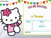 94 Customize Our Free Elegant Birthday Invitation Free Template With Stunning Design for Elegant Birthday Invitation Free Template