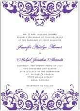 94 How To Create Wedding Invitation Templates Violet Layouts with Wedding Invitation Templates Violet