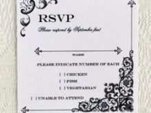 95 Free Printable Wedding Invitation Template Rsvp for Ms Word with Wedding Invitation Template Rsvp