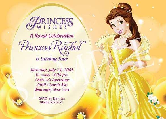 96 Creating Birthday Invitation Template For Girl With Stunning Design for Birthday Invitation Template For Girl