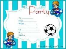 96 How To Create Birthday Party Invitation Template Boy for Ms Word for Birthday Party Invitation Template Boy