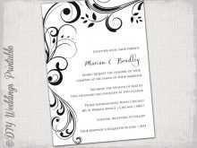 96 The Best Wedding Invitation Template Jpg Download for Wedding Invitation Template Jpg
