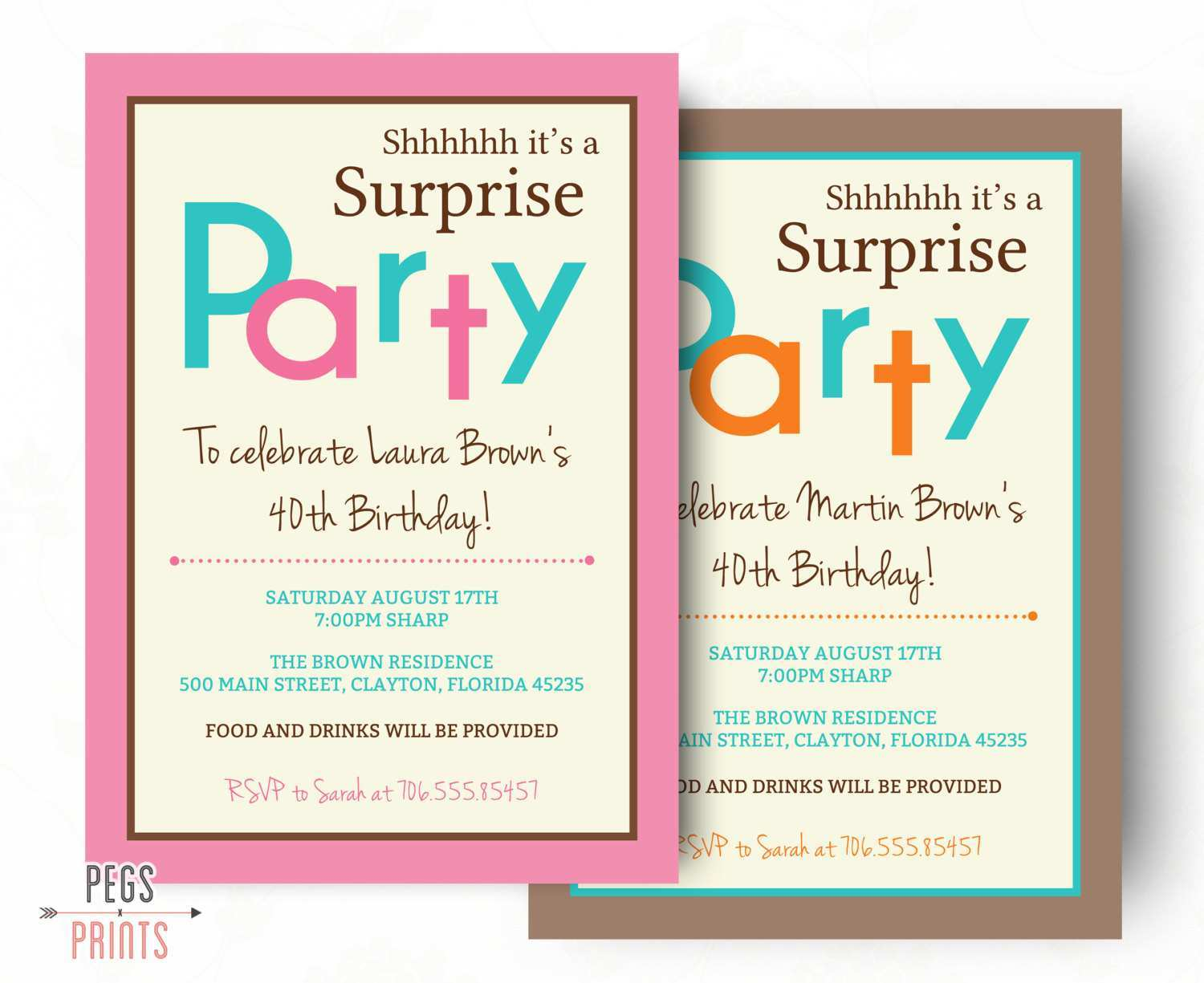 5 Printable Party Invitation Templates Uk Free Layouts by Party