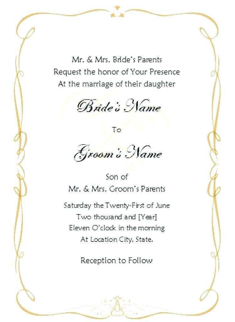 97 Report Wedding Invitation Template Google Docs Photo for Wedding Invitation Template Google Docs
