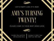 Elegant Party Invitation Templates