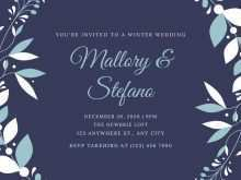 98 Customize Our Free Wedding Invitation Template Canva Templates for Wedding Invitation Template Canva