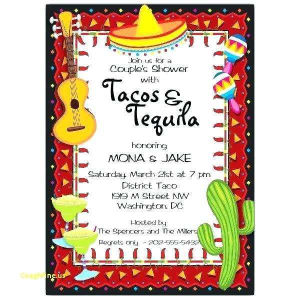 98 Free Printable Taco Party Invitation Template Free Now with Taco Party Invitation Template Free