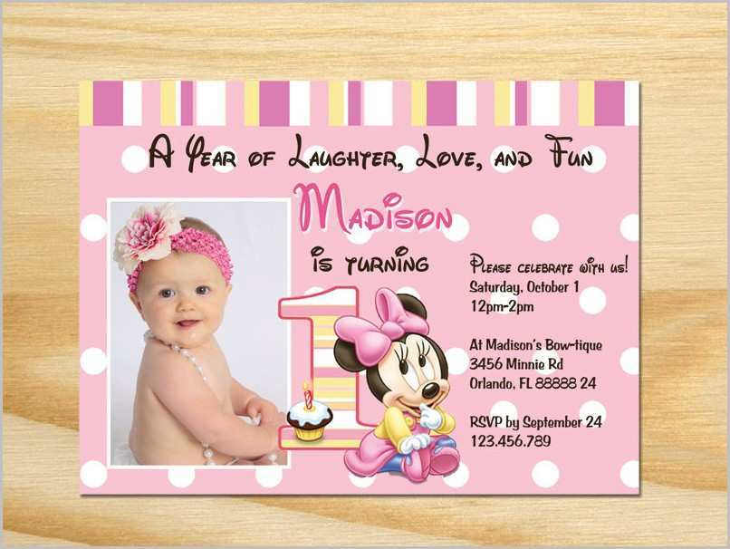 first birthday invitation template  cards design templates