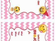99 Create Birthday Invitation Template Emoji Photo for Birthday Invitation Template Emoji