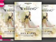 Wedding Invitation Template Psd