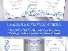 99 Standard Microsoft Word Formal Invitation Template Now by Microsoft Word Formal Invitation Template