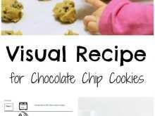 14 Best Preschool Cookie Recipe Card Template in Word for Preschool Cookie Recipe Card Template