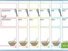 19 How To Create Preschool Cookie Recipe Card Template Layouts for Preschool Cookie Recipe Card Template