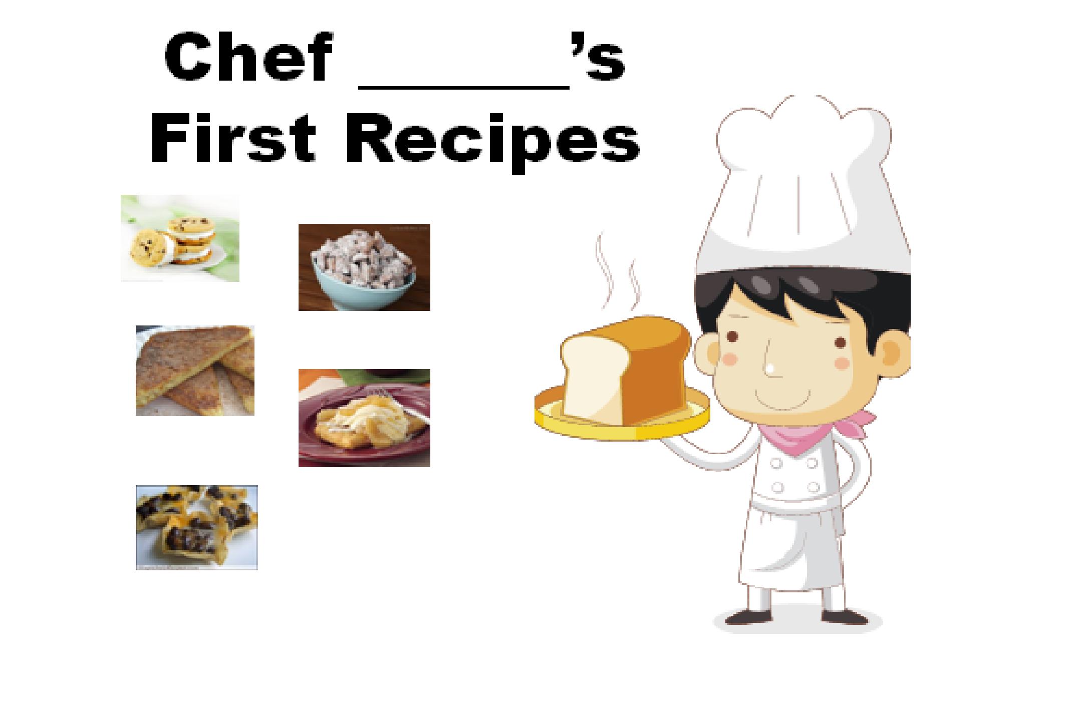 30 Report Preschool Cookie Recipe Card Template Templates with Preschool Cookie Recipe Card Template