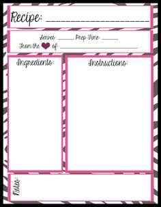 83 Format Preschool Cookie Recipe Card Template With Stunning Design by Preschool Cookie Recipe Card Template